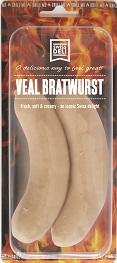 Veal Bratwurst